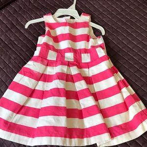 Jacadi toddler cotton dress